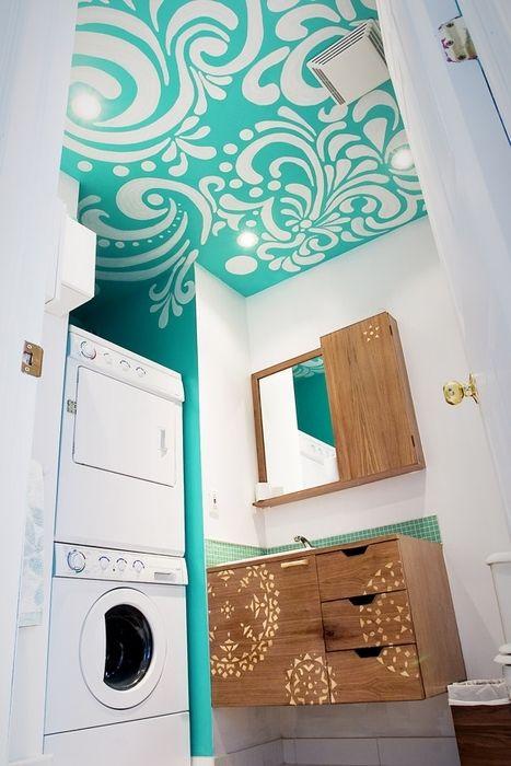 Идея номер 21. Боядисване на тавана