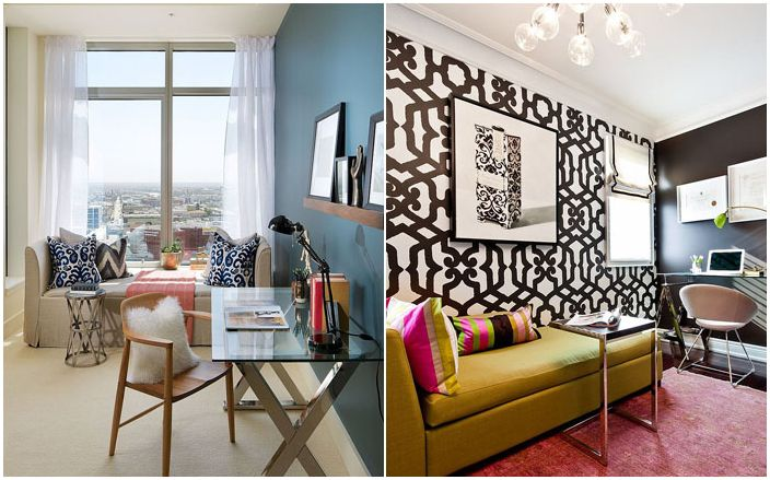 Домашни офиси - спални за гости