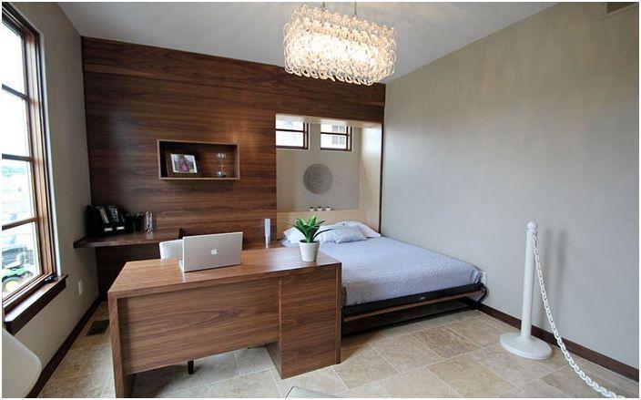 Спалня за гости в домашния офис от Pure Style от Jerry Bussanmas