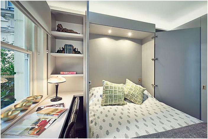 Домашен офис Спалня за гости от Сара Fortescue дизайни