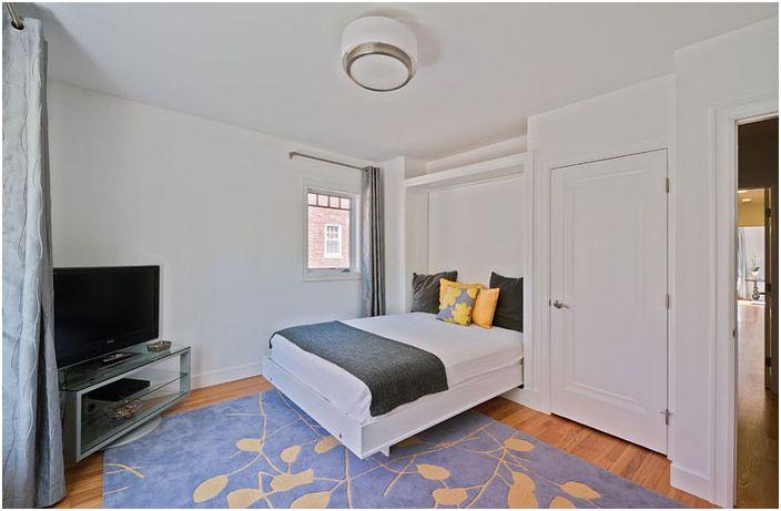 Интериор за спалня и офис от Studio Z Architecture