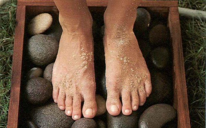 Мойка для ног