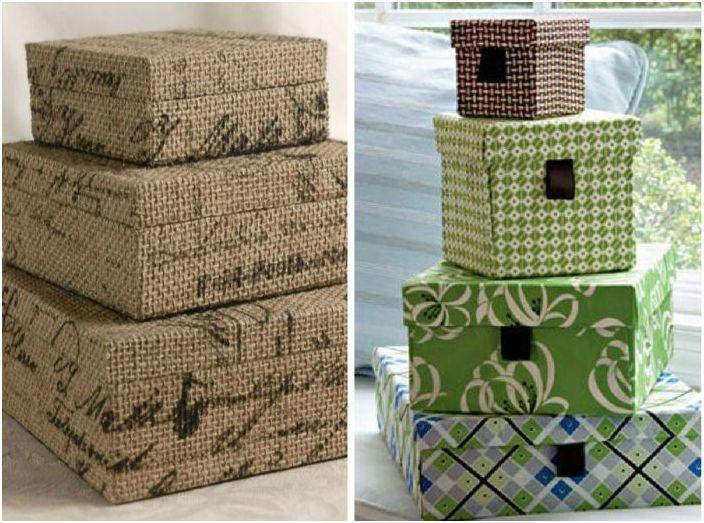 Стилни кутии, които ще украсят всеки интериор