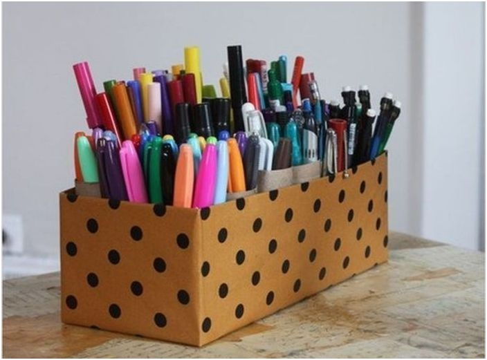 Органайзер за моливи