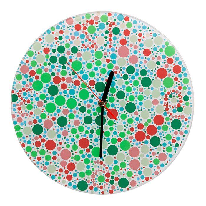 Zegarek dla osób z daltonizmem