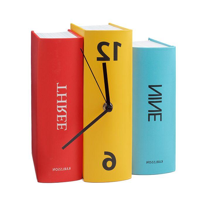 Książki zegarów