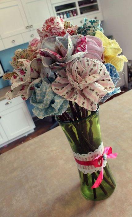 Идея номер 17: цветя, които никога няма да изсъхнат