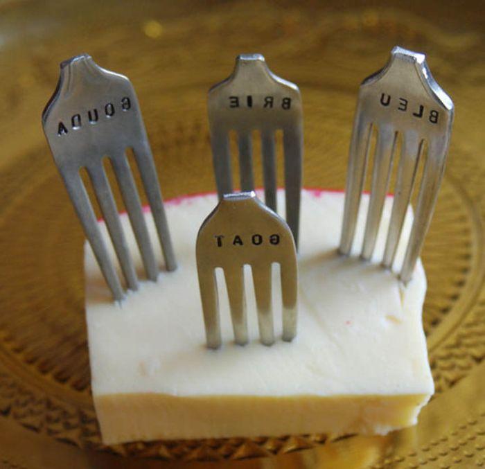 Вилици за шведска маса.