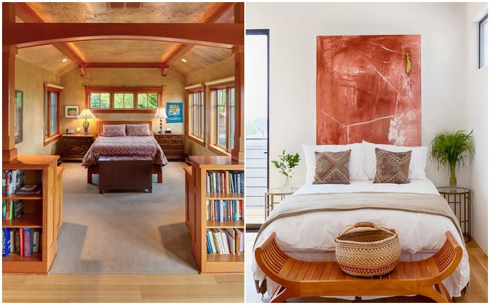 3 интересные идеи дизайна спальни, которыми непременно нужно воспользоваться