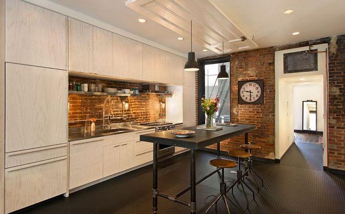 Елегантна индустриална кухня от Bennett Frank McCarthy Architects