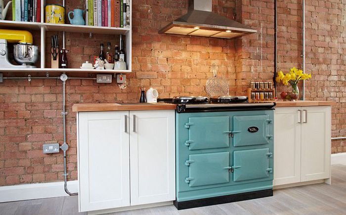 Tiny кухня от Propia Limited