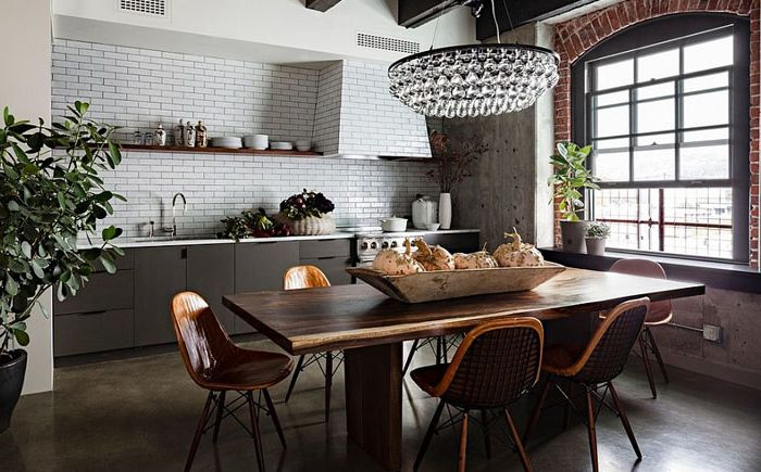 Промишлени трапезария и кухня
