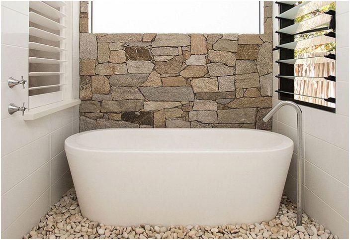 Интериор на банята от Sam Davison Interiors