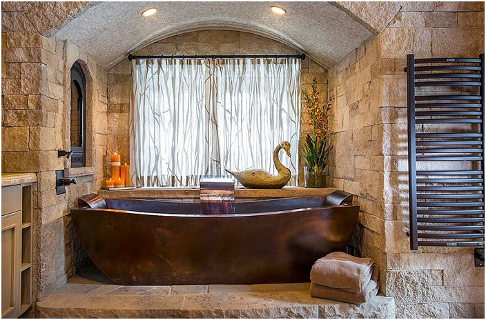 Интериор за баня от Diamond Spas