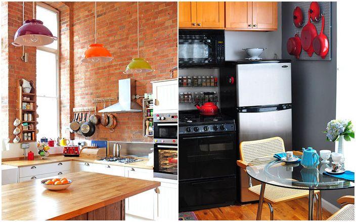 30 самых потрясающих кухонь в эклектичном стиле от лучших мировых дизайнеров
