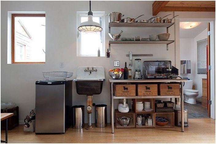 Интерьер кухни от Ira Lippke