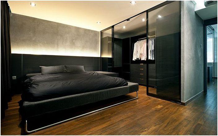 Функционална спалня за мъже