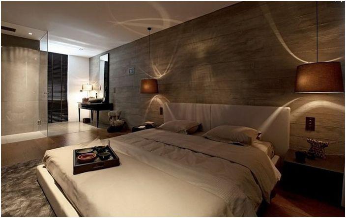Интериор на спалнята от Tanju Özelgin