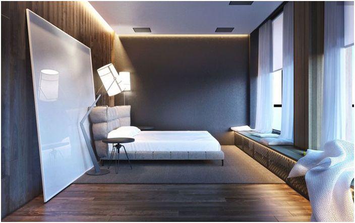 Интериор на спалнята от Игор Ситников