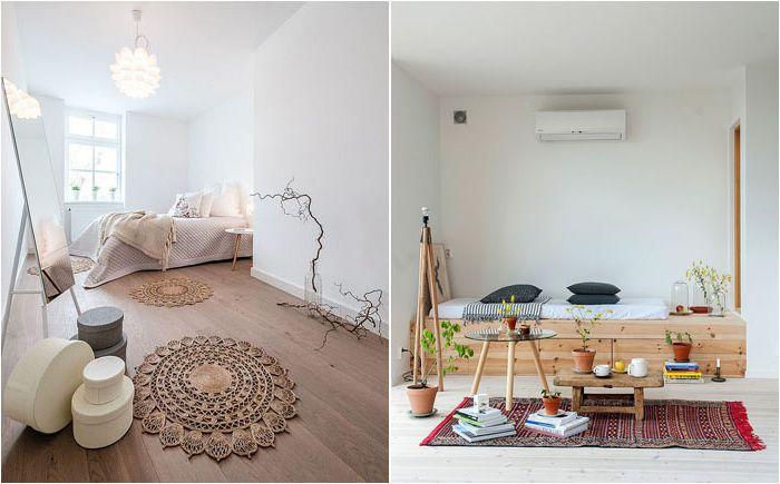 30 невероятни спални в скандинавски стил