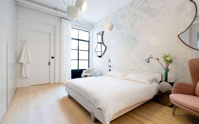 Елегантна пастелна спалня от Cloud Studios