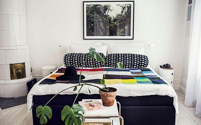 Многоцветно легло в спалнята от The Way We Play