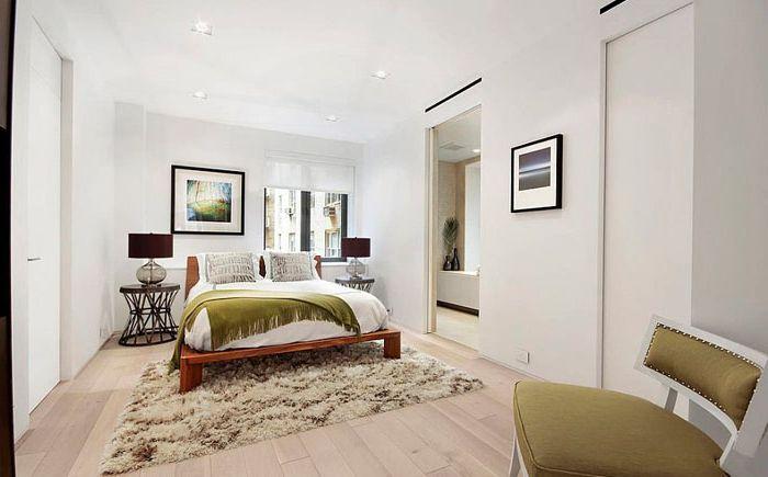Интериор на спалнята в скандинавски стил от Studio D