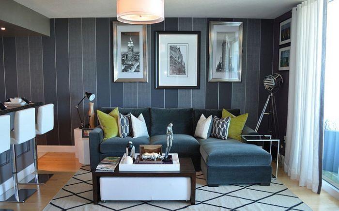 Pieni olohuone, kirjoittanut Nicole White Designs
