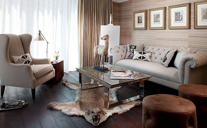 Miesten olohuone, kirjoittanut RS3 Designs