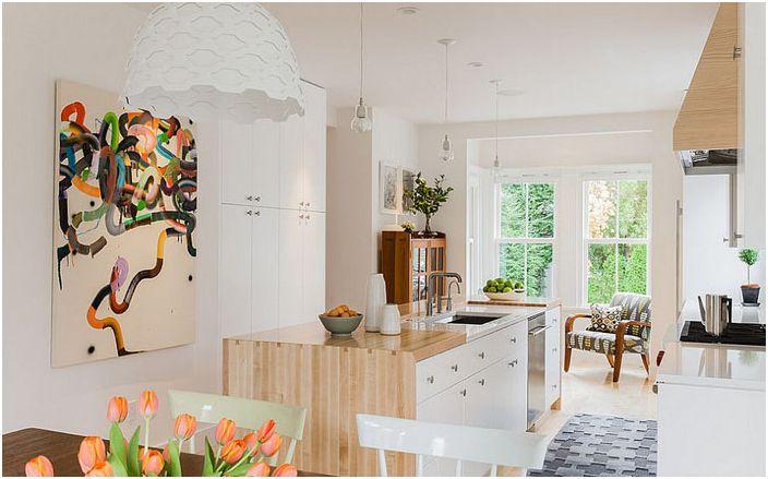 Кухненски интериор от Terrat Elms Интериорен дизайн