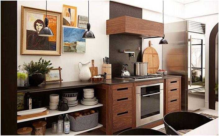 Кухненски интериор от Сюзън Сера