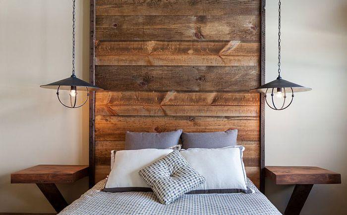 Интерьер спальни от High Camp Home