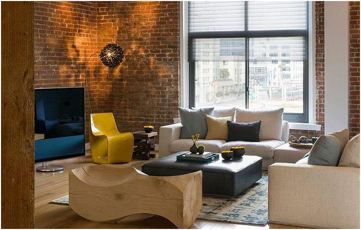 Интериор на хола от Дженифър Густафсон Интериорен дизайн