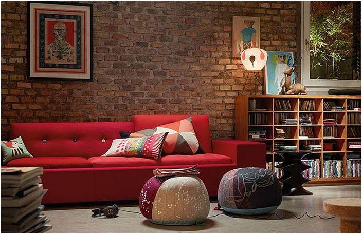 Дневна с разтегателен диван