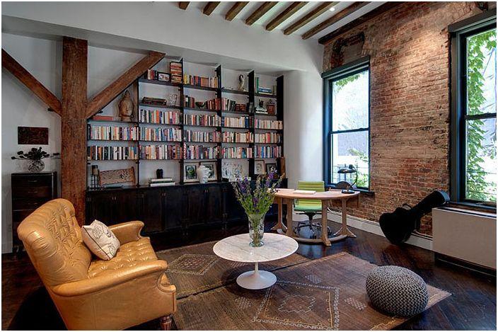 Интериор на хола от Reiko Feng Shui Design