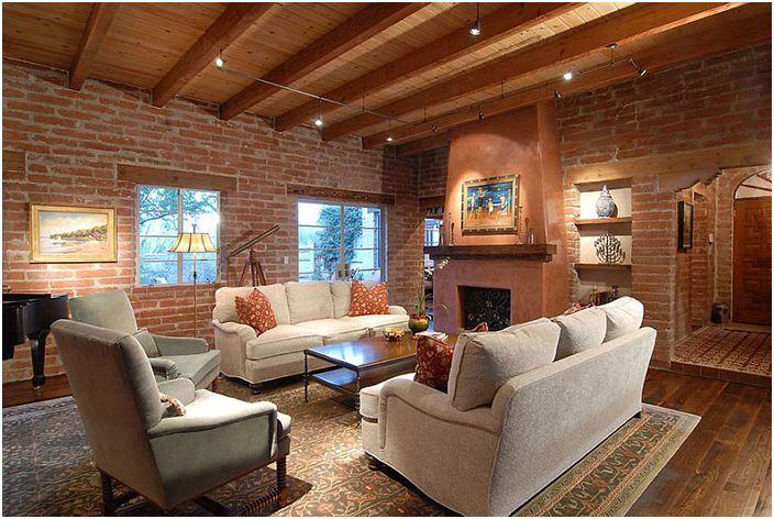 Интериор на хола от Lisa Gildar Interior Spaces