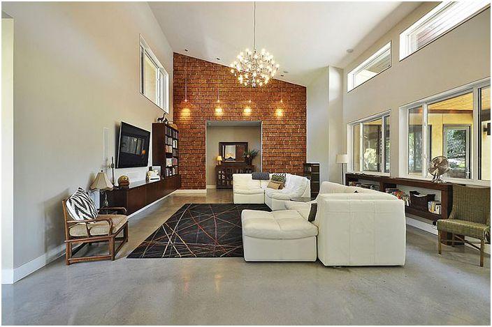 Интериор на хола от Ecolution Design Solutions