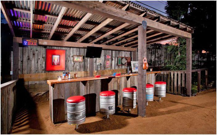 Уличен бар