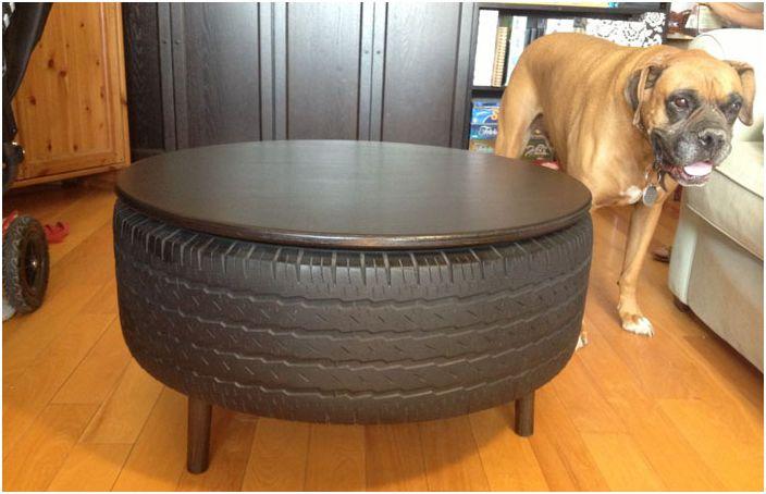 Холна маса за гуми