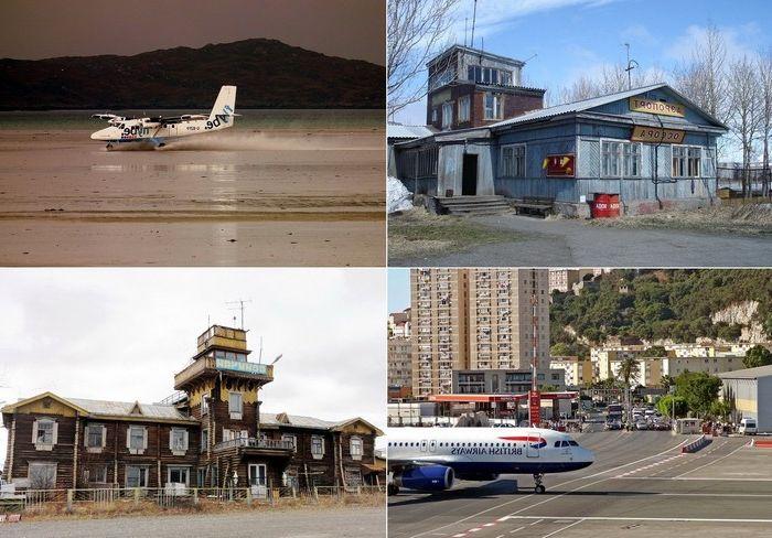 Най-лошите летища в света
