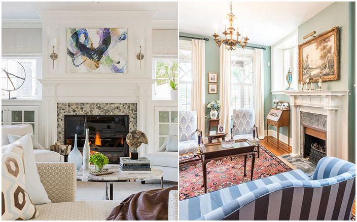 5 тайни за декориране на интериора на хола от професионални дизайнери