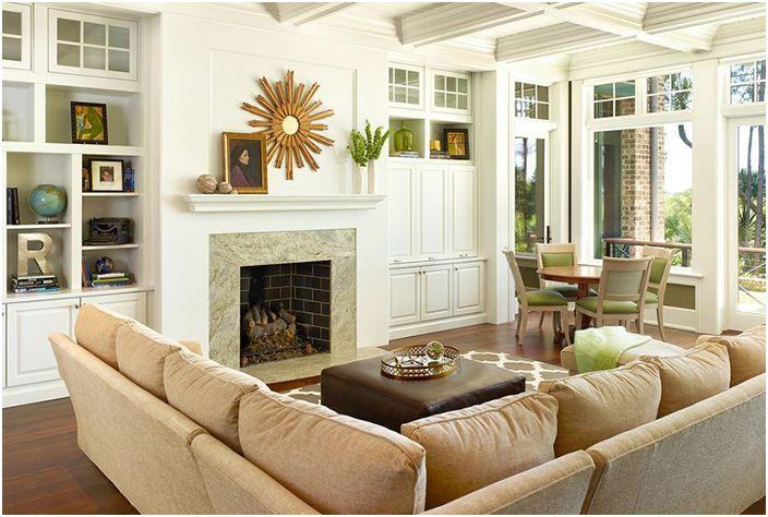 Интериор на хола от Маргарет Доналдсън и Алексис Ли Уилкс