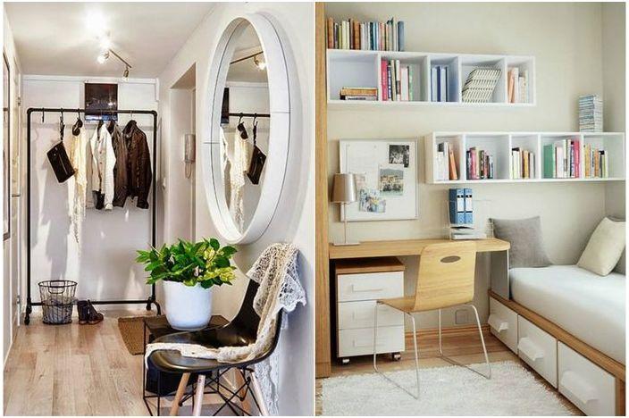 Полезни идеи за малки пространства