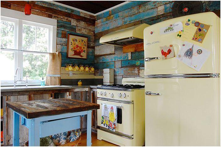 Интерьер кухни от Corynne Pless