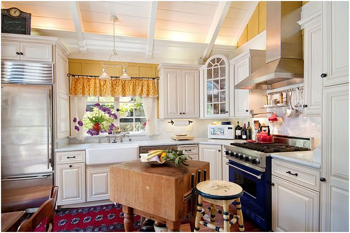 Интерьер кухни от Debra Campbell Design