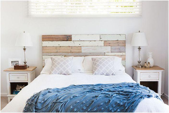 Интериор на спалнята от The Home