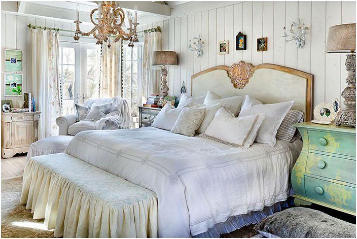 Интериор на спалнята от Pam DiCapo