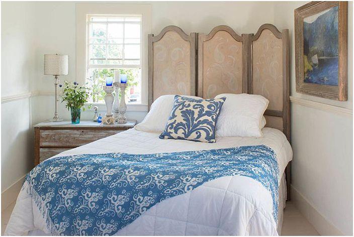 Интериор на спалнята от Lisa Teague Design Studios