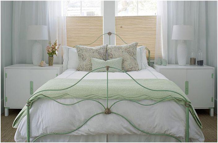 Интериор на спалнята от Rethink Design Studio