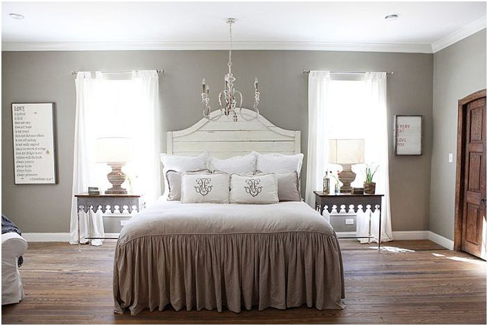 Интериор на спалнята от Magnolia Homes